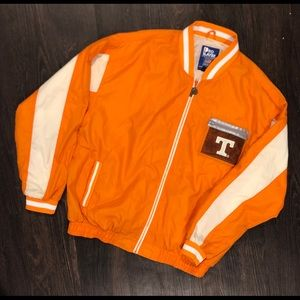 Vintage Tennessee Volunteers Windbreaker